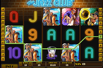 slot The Jazz Club