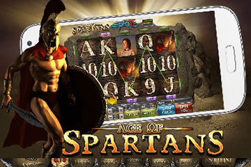 tragamonedas Age of Spartans Spin 16