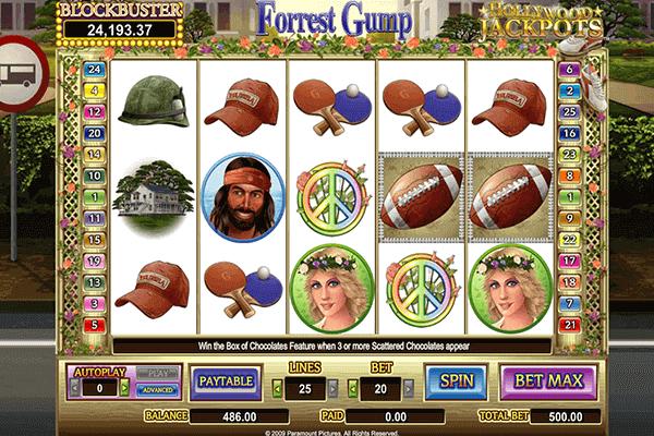 tragamonedas Forrest Gump
