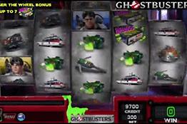 Ghostbuster tragamonedas