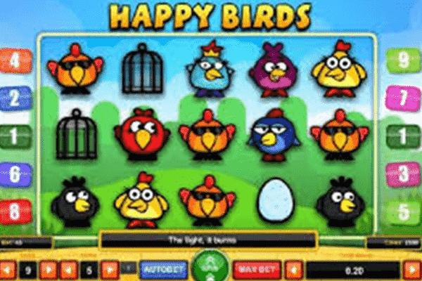 tragamonedas Happy Birds