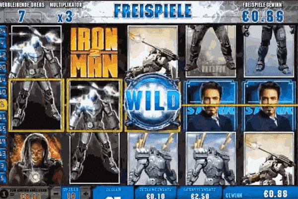 tragamonedas Iron Man 2