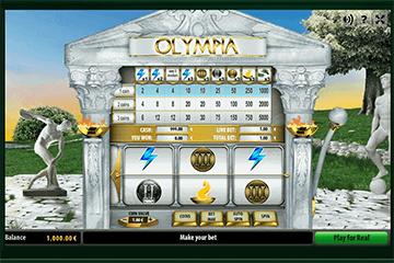 tragamonedas Olympia