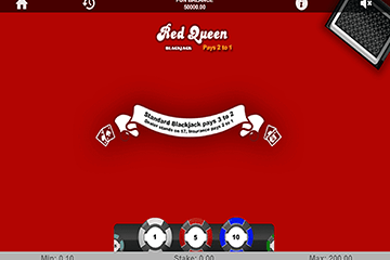 Red Queen Blackjack