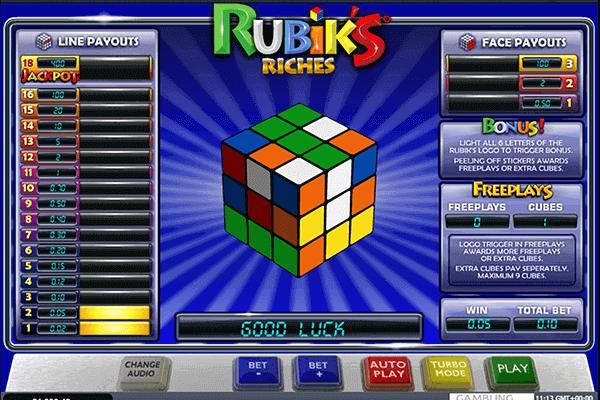 slot Rubik