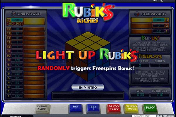 tragamonedas Rubik