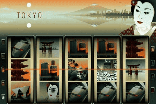 Tokio tragamonedas