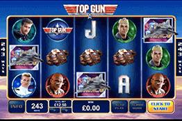 tragamonedas Top Gun