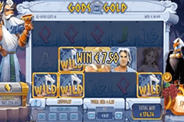 tragamonedas Gods of Golds