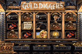 tragamonedas Gold Diggers