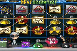 tragamonedas Mad Scientist