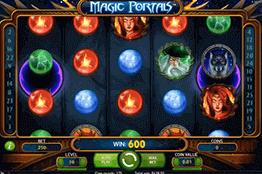 Magic Portals tragamonedas