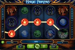 tragamonedas Magic Portals
