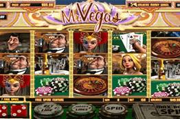tragamonedas Mr Vegas NJP