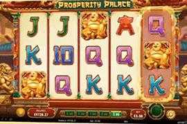 Prosperity Palace tragamonedas