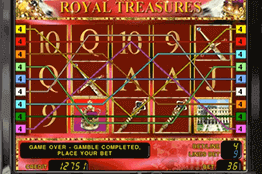 tragamonedas Royal Treasure