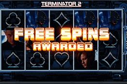 Terminator 2 tragamonedas