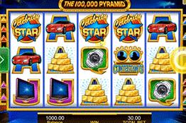 100000 Pyramid tragamonedas