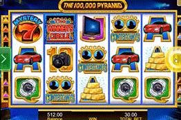 tragamonedas 100000 Pyramid