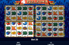 4 Reel King tragamonedas