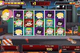 South Park Reel of Chaos tragamonedas
