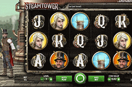 tragamonedas Steam Tower