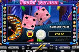 tragamonedas Tootin Car Man