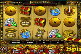 tragamonedas Treasure Room