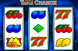 Triple Chance tragamonedas