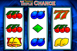 tragamonedas Triple Chance