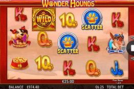 Wonder Hounds tragamonedas