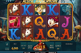 tragamonedas Alice Adventure