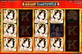 Asian Diamonds tragamonedas