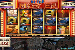 At The Movies tragamonedas