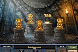 Aztec idols tragamonedas