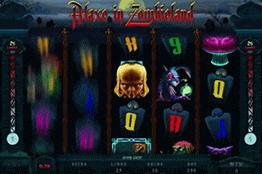tragamonedas Alaxe in Zombieland