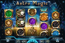 tragamonedas Astro Magic