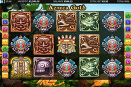 Azteca Gold tragamonedas