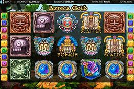 tragamonedas Azteca Gold