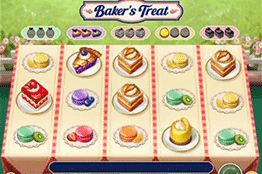 tragamonedas Bakers Treat