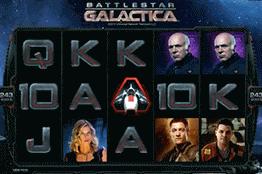tragamonedas Battlestar Galactica