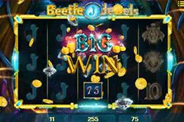tragamonedas Beetle Jewels