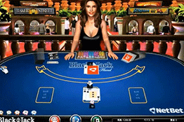 Blackjack Multi Hand 3D tragamonedas