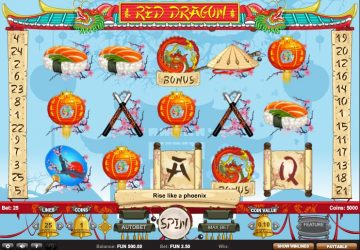 Slot Red Dragon