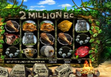 Tragamonedas 2 Million B. C.