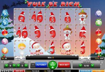 Slot Yule Be Rich