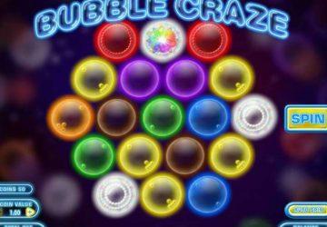 Tragaperras Bubble Craze