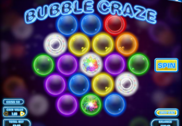 Slot Bubble Craze