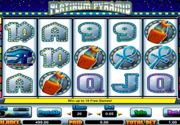 Slot Platinum Pyramid