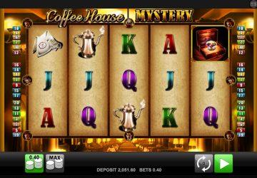 Slot Coffee House Mystery